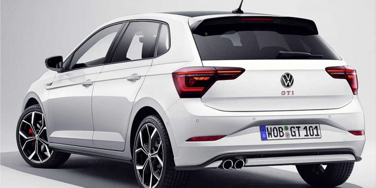 The new 2022 Volkswagen Polo GTI is here